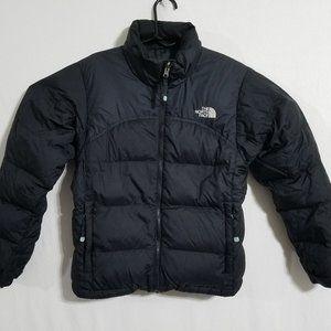 North Face Womens Medium Nuptse Puffer Jacket Coat
